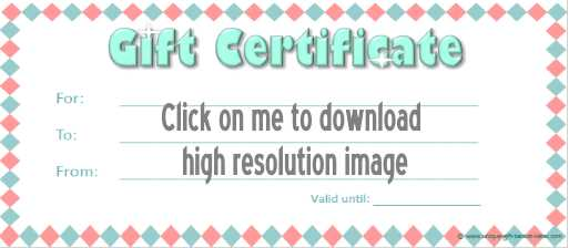 printable gift certificate 5